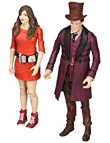 "Underground Toys 5"" Doctor Who The Impossible Set"