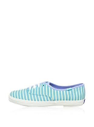 Keds Sneaker (Türkis (teal/lime normal))