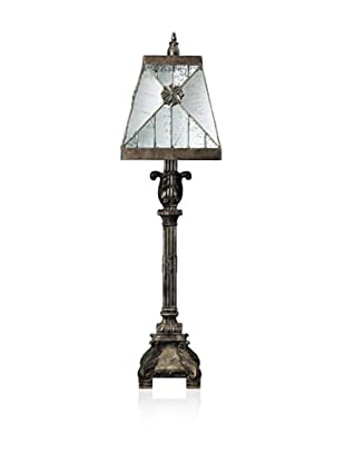 Sterling Industries 93-19234 Buffet Lamp with Mirrored Shade
