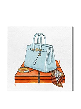 Oliver Gal My Bag Collection Canvas Art