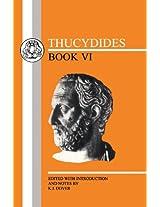 History of the Peloponnesian War (Book. 6) (BCP Greek Texts)