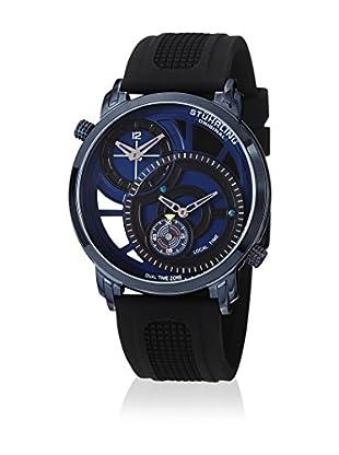 Stührling Original Uhr mit Schweizer Quarzuhrwerk Eclipse Horizon 503.33X66 schwarz 47  mm