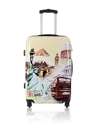 Travel ONE Trolley rígido Horsham Multicolor  50  cm