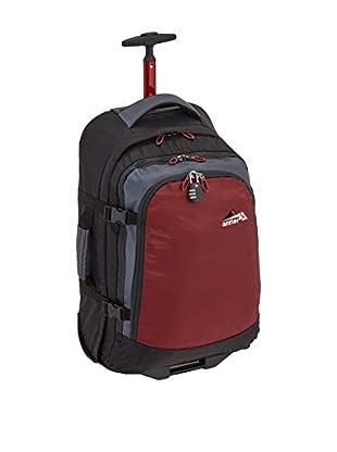 Antler Trolley Tasche Backpack schwarz/bordeaux 53 cm