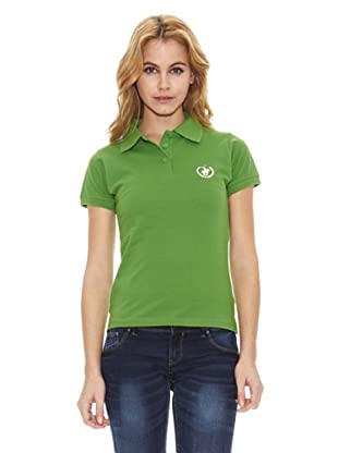 Polo Club Polo Manga Corta Custom Fit Suwannee (Verde)