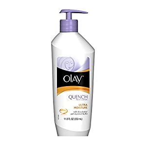 Olay Ultra Moisture Body Lotion 11.8 oz. pump (Pack of 3)