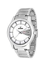 Dezine DZ-GR251-WHT-CH analog watch