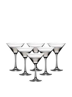 Spiegelau Set of 6 Vino Grande Martini Glasses