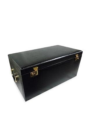 Morelle & Co. Elizabeth Large Leather Illuminated Box