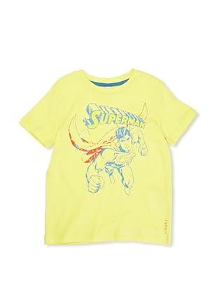 ESPRIT Camiseta 043EE8K019 (Amarillo)