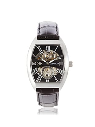 Earnshaw Men's 8015-01 Holborn Black Stainless Steel Watch