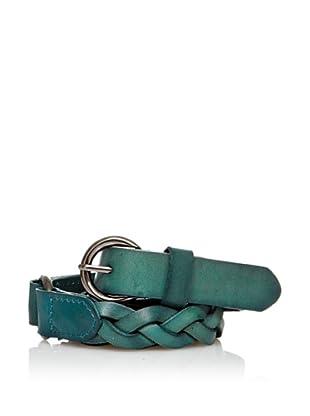 Sándalo Cinturón Arandela (Azul)
