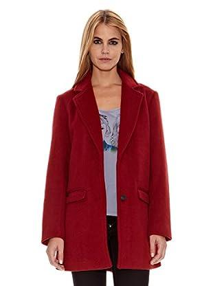 Pepe Jeans London Abrigo Sybil (Rojo)