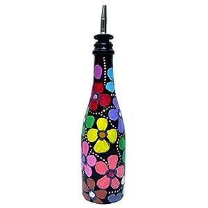 BNE Multi Coloured Flowers Oil Dispenser
