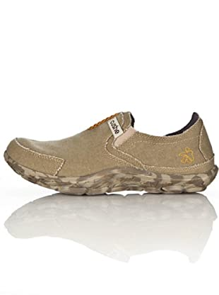 Cushe Zapatos Slipper (Beige)