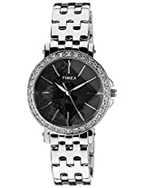 Timex Fashion Analog Grey Dial Women's Watch - J501