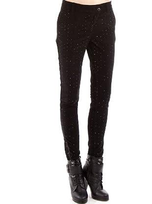 Custo Pantalón Frejat (Negro)