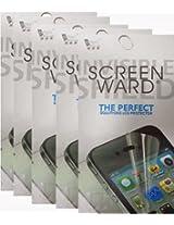 Pack of 5 Adpo Screen guard Blackberry Z10