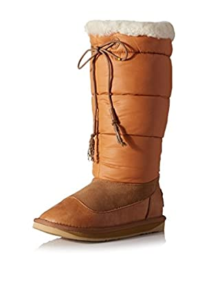 Australia Luxe Collective Women's Earth Nylon Nylon Snow Boot with Shearling