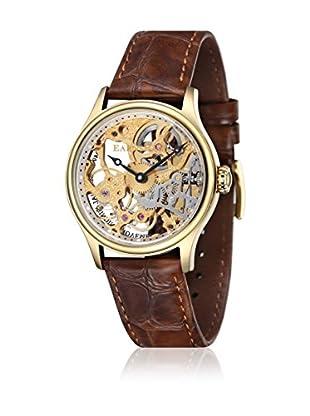 Thomas Earnshaw Uhr mit Handaufzug Bauer ES-8049-02 braun 42 mm