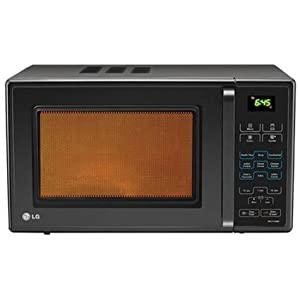 LG MC2149BB Microwave Oven-Black