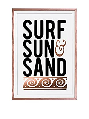 Really Nice Things Wandbild Surf