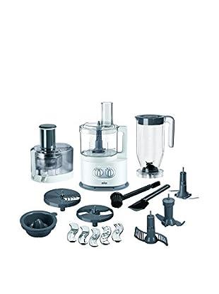 Braun Küchenmaschine Fp5160Wh weiß