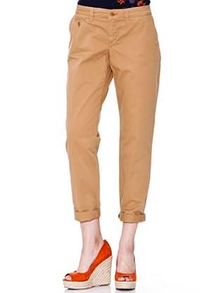 Esprit Pantalon chino (Camel)