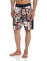 Reebok Men's Synthetic Shorts