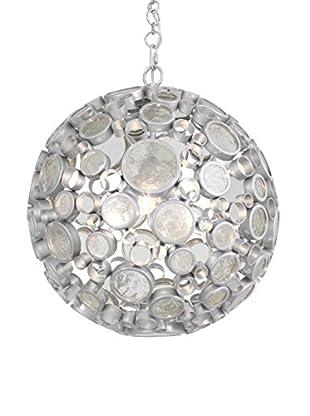 Varaluz Fascination 3-Light Orb Pendant, Nevada