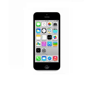 Apple iPhone 5c with Jabra Voice Easyvoice Bluetooth Headset (White, 8GB)