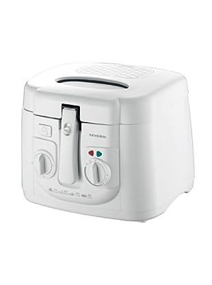 Severin FR2433 - Freidora, potencia 1800 watts, color blanco
