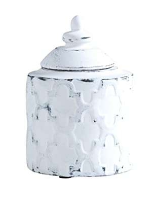 Shiraleah Omar Jar, White