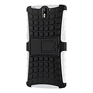 Kickstand Case For OnePlus One - Black
