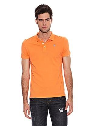 Six Valves Polo (Naranja)