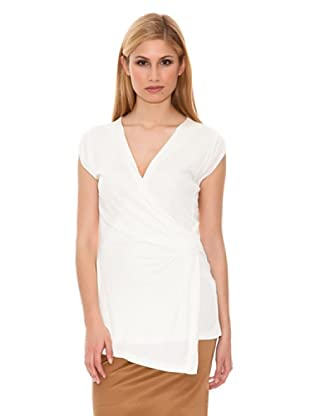 Hugo Boss Top Cruzado (Blanco)