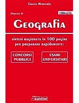 Geografia (Suntini) (Italian Edition)