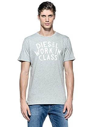 Diesel Camiseta T-Sandy-Rs (Gris)