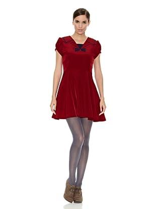 Divina Providencia Vestido Piccadilly (Rojo)