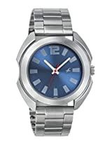 Fastrack Casual Analog Dark Blue Dial Men's Watch - 3117SM02