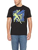 Puma Men's Round Neck T-Shirt