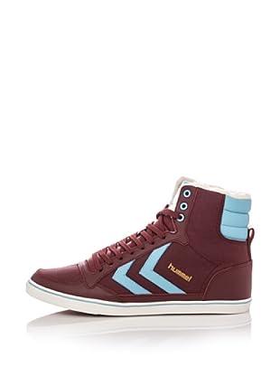 HUMMEL Hightop Sneaker Slim Stadil Wnt Waxcanv