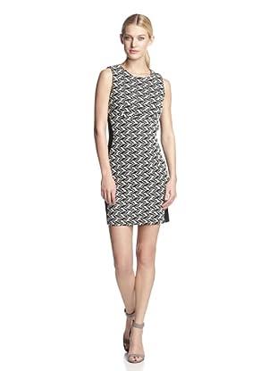 W118 by Walter Baker Women's Randal Dress (Geometric Square)