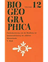 Flechtenkartierung und die Beziehung zur Immissionsbelastung des südlichen Münsterlandes (Biogeographica)