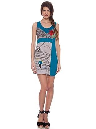 HHG Kleid Pau (Blau)