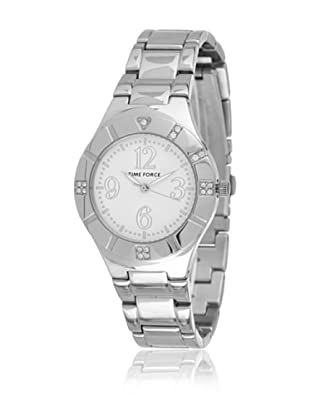 TIME FORCE Reloj TF-4038L02M Plata