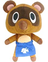 """Animal Crossing New Leaf Doll 5.5"""" Tommy Convenience Store Clerk"""