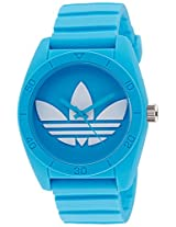 Adidas Analog Blue Dial Unisex Watch - ADH6171