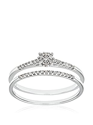 Revoni Set de anillos x 2 Bridal