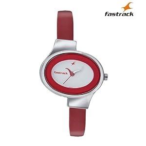 Fastrack 6015 SL01 Ladies Watch